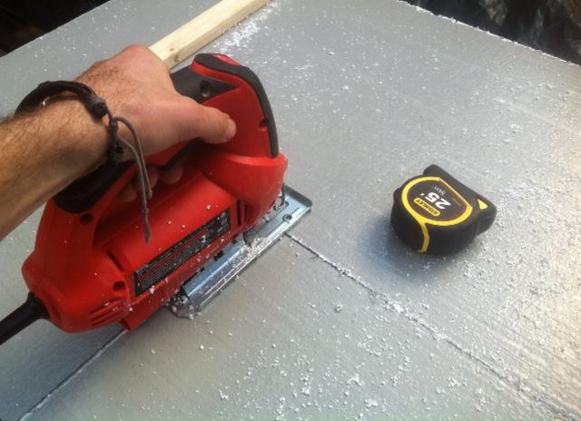 cutting EPS with Jigsaw